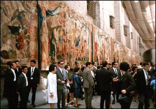 John Fyfe. Corpus de 1967 en Toledo