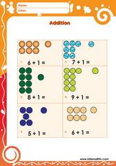 Download Kindergarten Math Worksheets - PDF Printable Activities for Children