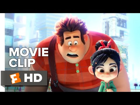 Ralph Breaks the Internet Movie Clip - KnowsMore (2018)