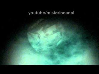 Extraño Objeto Encontrado Bajo el Mar en Antartida