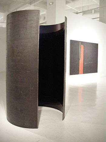 Español: Instalación de Anish Kapoor en el CAC...