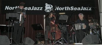 Louis Sclavis-Michel Portal Quartet