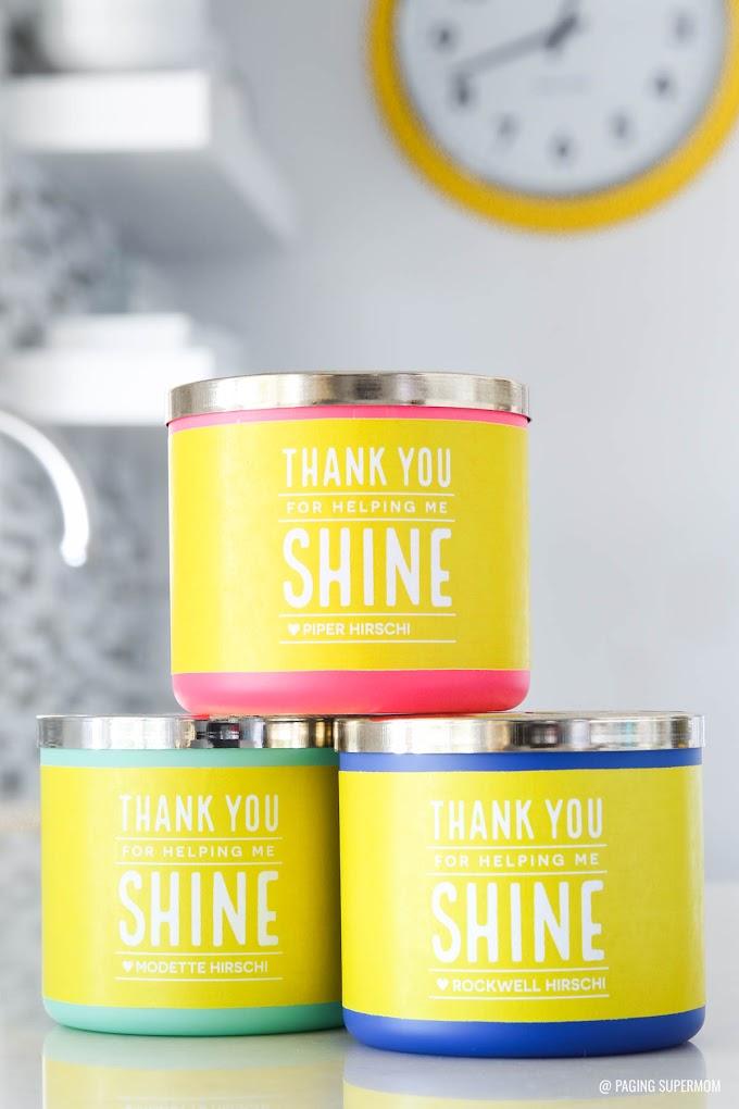 Amazing Candle Gift Ideas