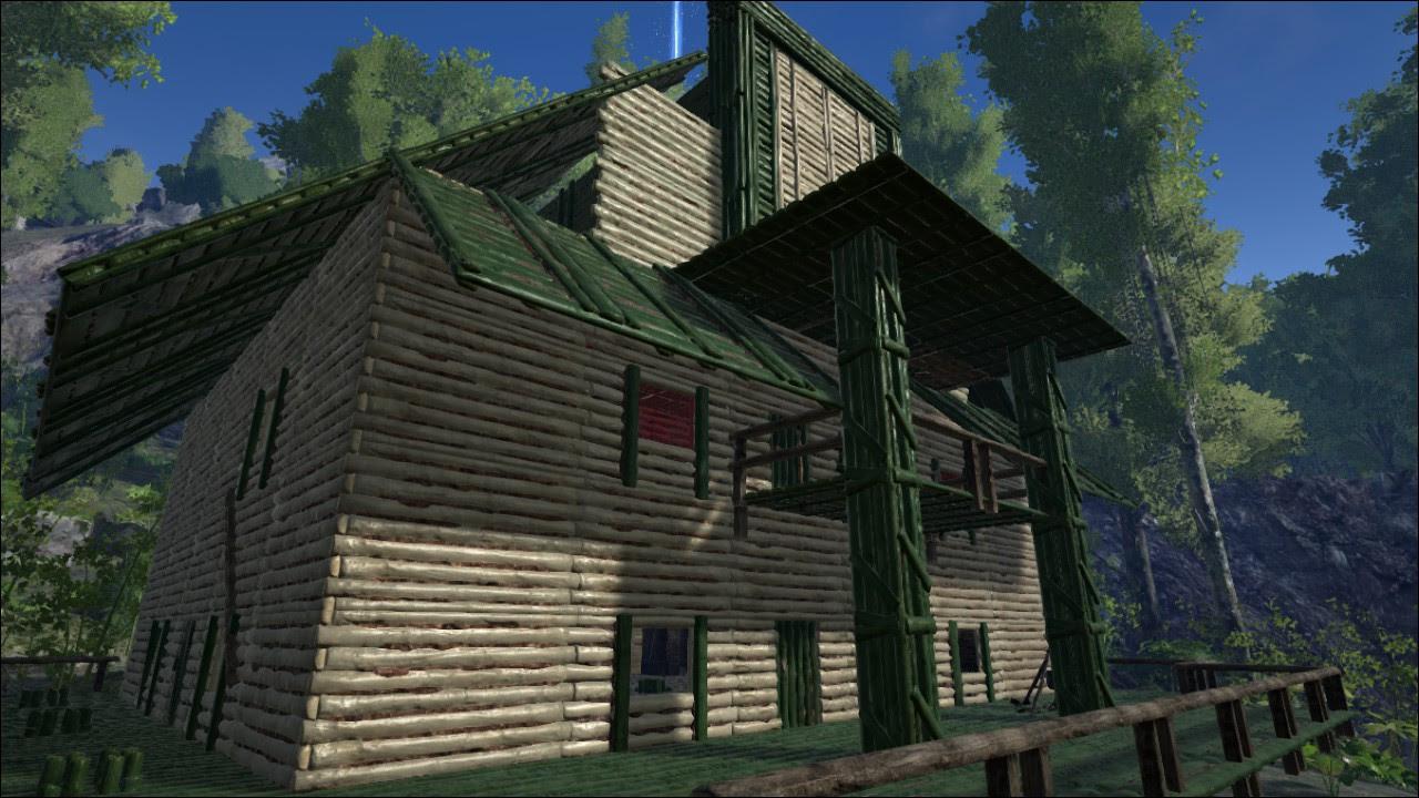 Ark Survival Evolved House Design