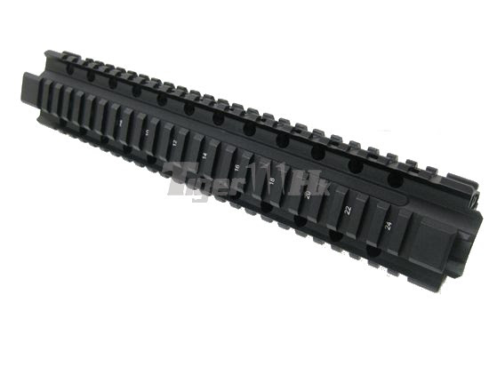 EAIMING CNC FAL series AEG FAL Quad Rail Mounting Hand guard