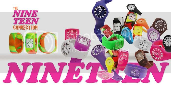 Nineteen Marea Watches