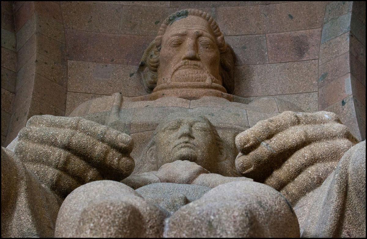 O Monumento à Batalha das Nações : O maior monumento da Europa 16