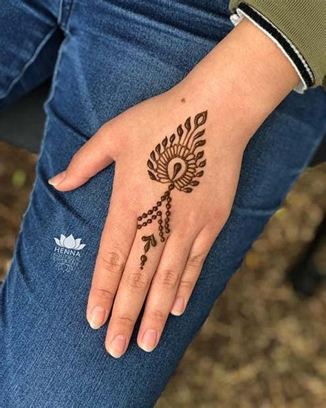 simple henna designs easy draw stayglam