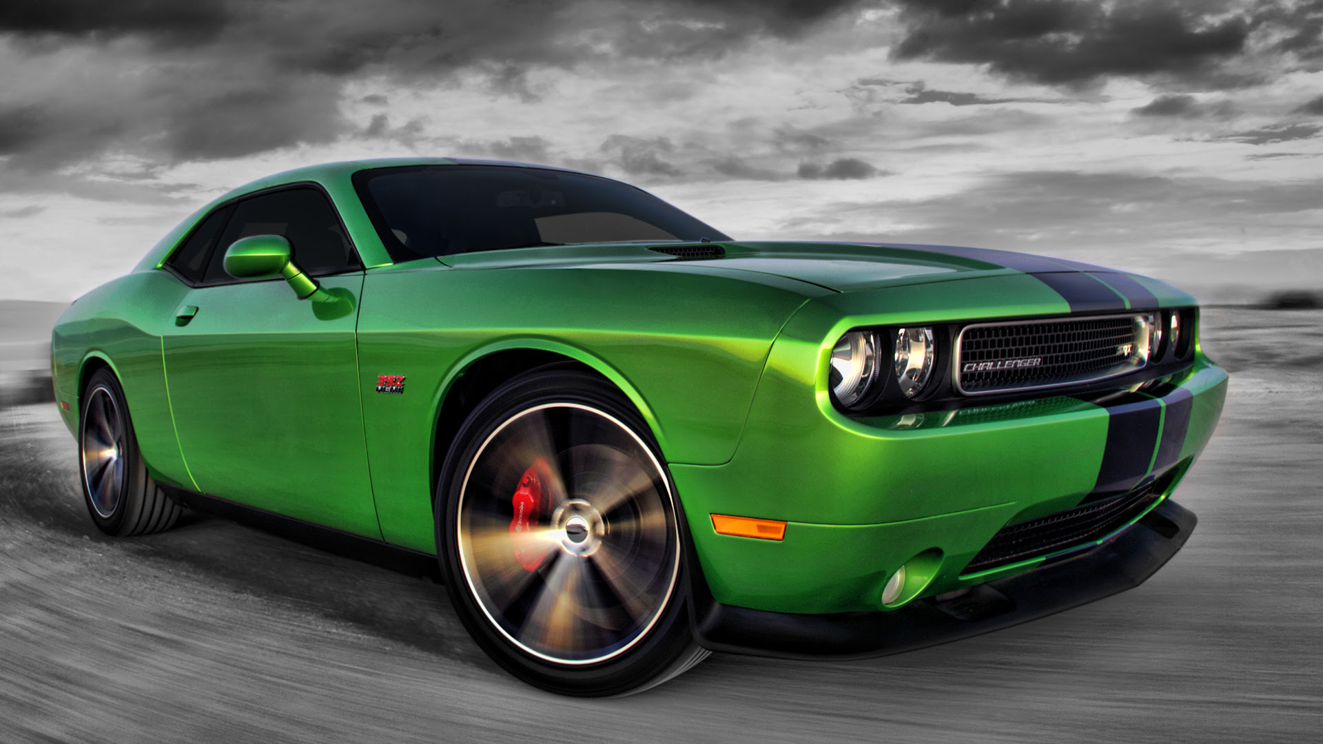 Wallpapers Collection Dodge Challenger Wallpapers 1920x1080