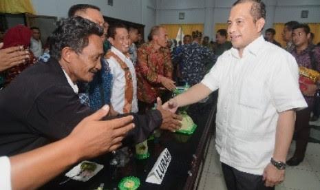 Menteri Desa Pembangunan Daerah Tertinggal dan Transmigrasi, Marwan Jafar.