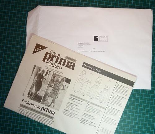Prima Magazine - Pattern, June 2012 (01)