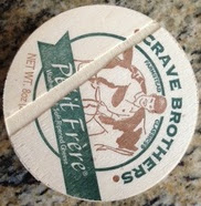 Crave Brothers soft cheese packaging