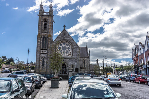 HOWTH PARISH CHURCH OF THE ASSUMPTION by infomatique