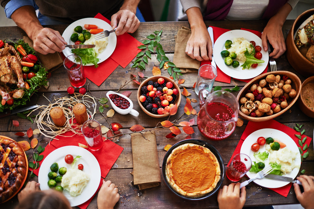 Healthy Holiday Eating Strategies Eat Like You Love Yourself This
