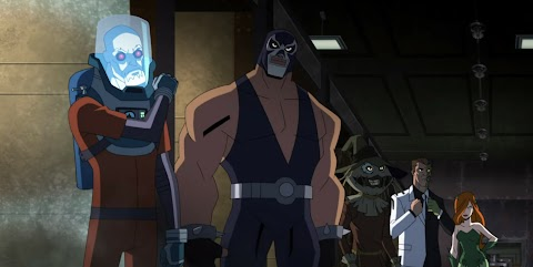 New Dc Comics Animated Movies