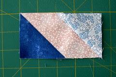 Finished rectangle unit