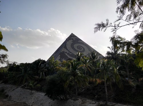 My visit to Pyramid Valley International