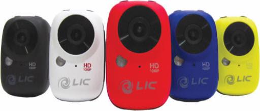 Liquid Image Camera Watersports Offroad Helmet Camera