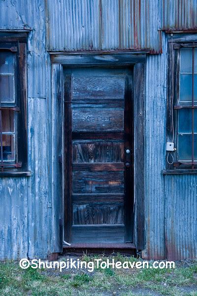 Sid Barnett's Machine Shop, Transylvania County, North Carolina