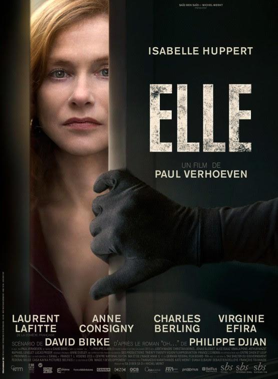 Resultado de imagem para movie poster Elle