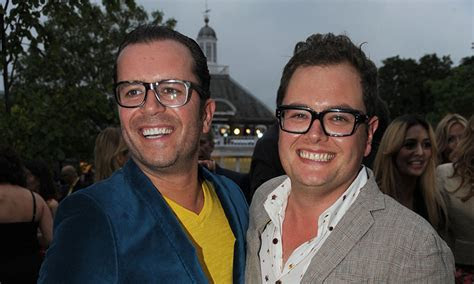 Alan Carr marries Paul Drayton in Los Angeles   HELLO!