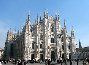 Domm de Milan from the Square..