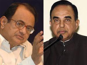 P Chidambaram and Subramanian Swamy