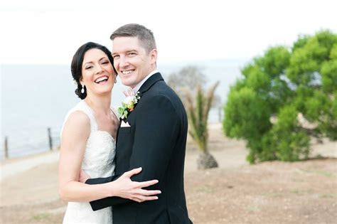 Point Vicente Lighthouse Wedding Photos: Heather and Nate