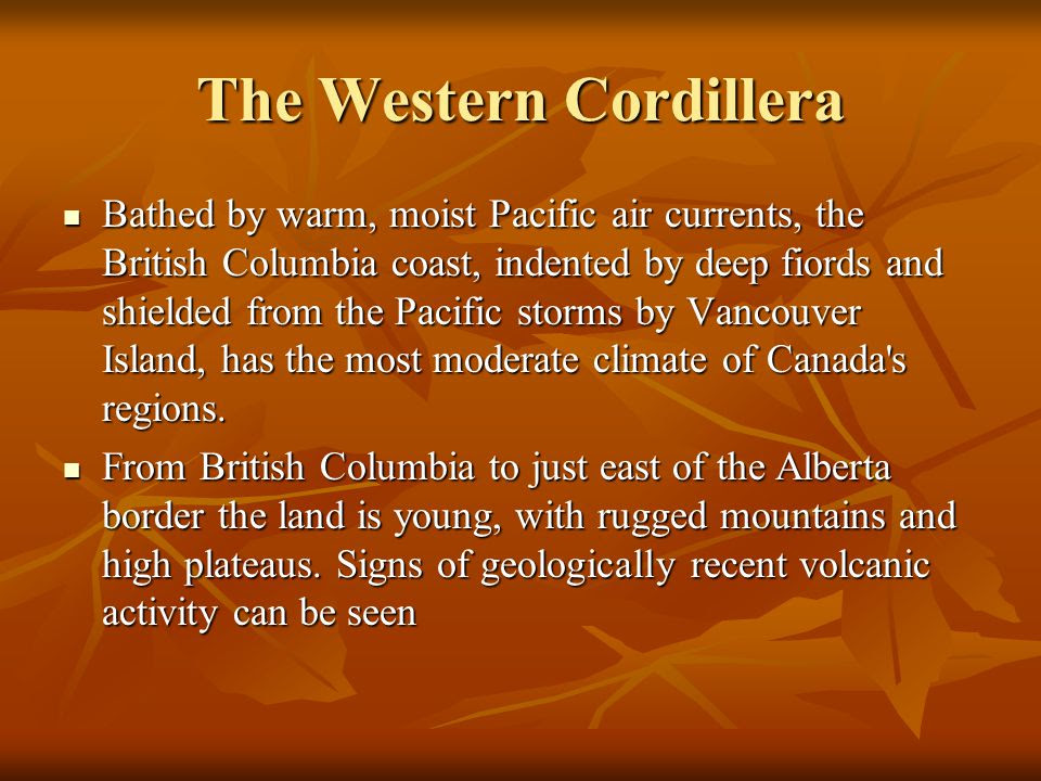 The+Western+Cordillera
