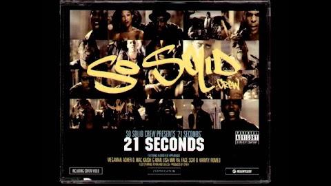 21 Seconds To Go So Solid Crew Lyrics