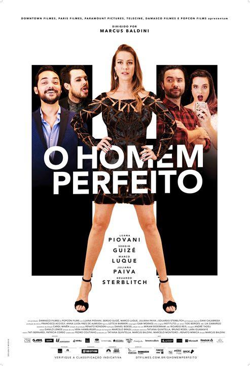 O Homem Perfeito : Poster