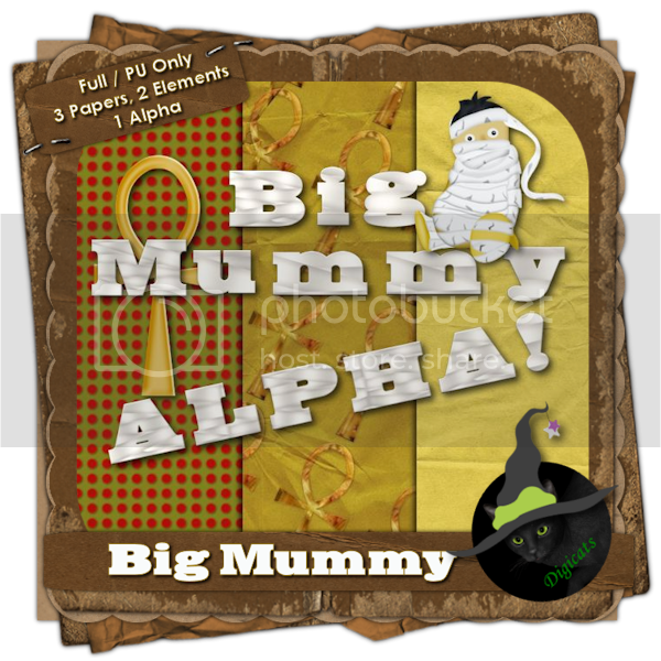 Big Mummy Alpha