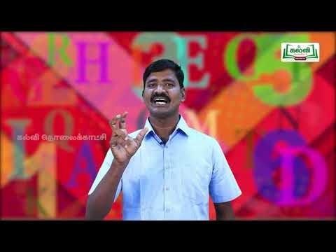 3rd Maths Bridge Course எண்கள் நாள் 7&8 Kalvi TV