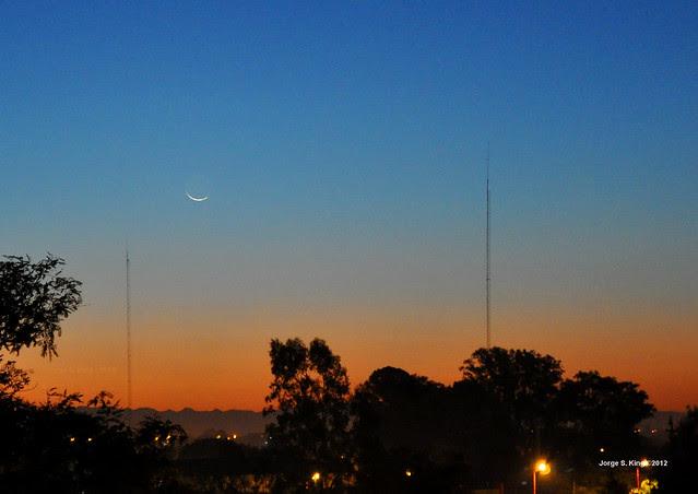 Luna Nueva 20/06/2012 II