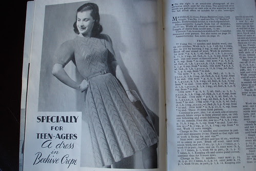 Vintage Patterns:  For Teen-Agers