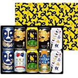 [Amazon.co.jp限定][お中元]限定ビール入り 金賞ビール飲み比べ6種10缶よなよなエールお中元ギフト