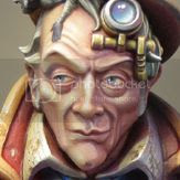 Sproket's Small World: Painting Uncle John – Colour Palette