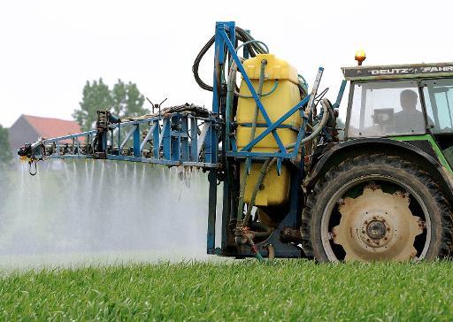 Appel contre les pesticides