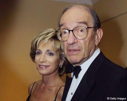 Andrea Mitchell is married to Alan Greenspan (image hosted by mediabistro.com)