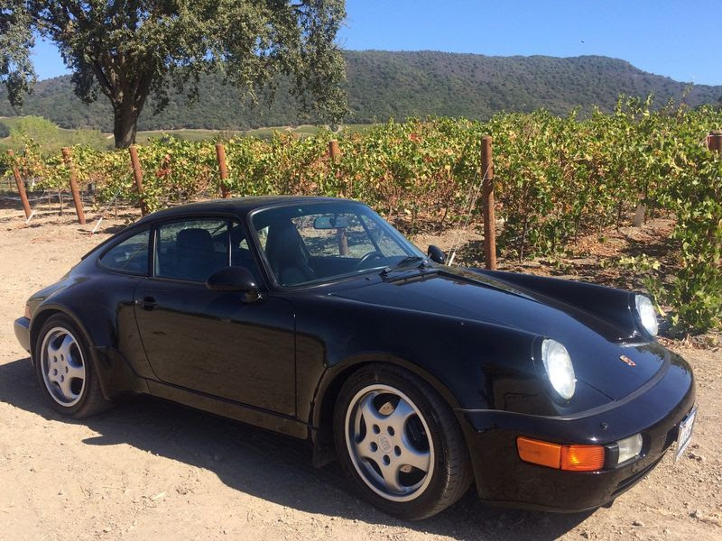 1994 964 Widebody Andial 38 Perfect Pelican Parts Forums