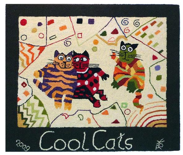 Ailish O'Keeffe - Cool Cats