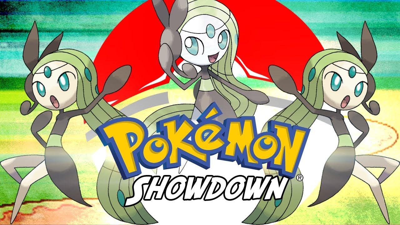 Pokemon Showdown Battle 2  More Meloetta Mischief  YouTube