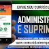 ASSISTENTE ADMINISTRATIVO E AUXILIAR DE SUPRIMENTO PARA EMPRESA NO RECIFE