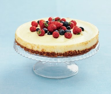 cheesecake recipe ica