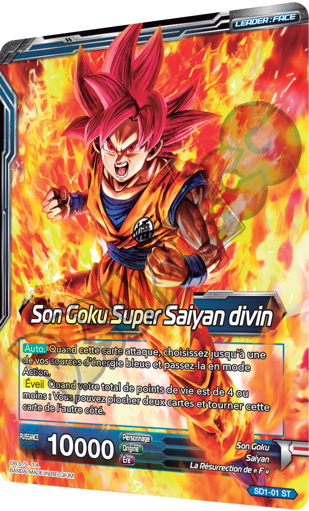 Dragon Ball Super Card Game Les Trentenaires Se Remettent