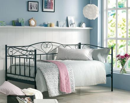 Dormitorio muebles modernos divan de forja carrefour for Cabeceros cama carrefour