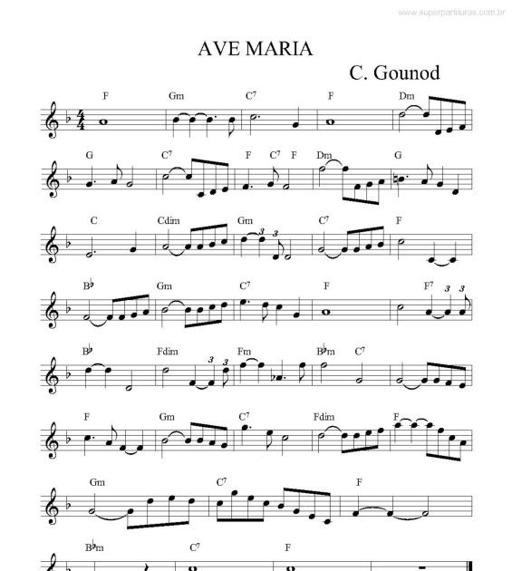 53 [FREE] VIOLIN SHEET MUSIC AVE MARIA PRINTABLE PDF DOCX ...