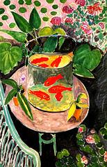 matisse_goldfish