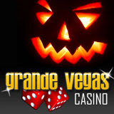 Grande Vegas Casino Halloween Madness Cash Back Bonus to Refund Three Players October Deposits