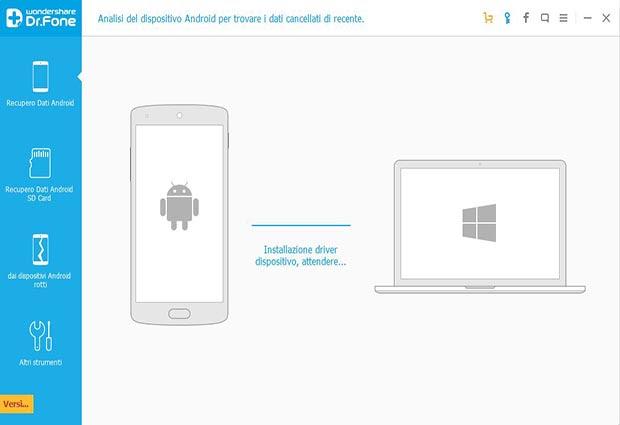 Recupero Dati Cancellati Su Huawei Honor Meizu Xiaomi